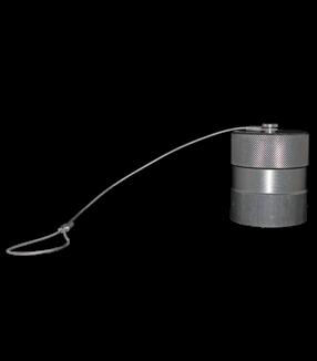 (FSI-ADC-16) Aluminum Dust Cap