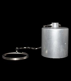 (HNV-ADC-24) Aluminum Dust Cap