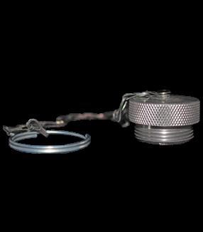 (PVS-ADP-04) Aluminum Dust Plug