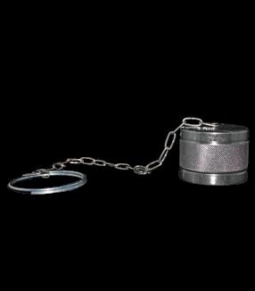 (PVT4-ADC-24) Aluminum Dust Cap