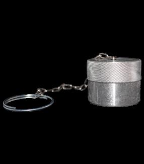 (PVV3-ADC-16) Aluminum Dust Cap