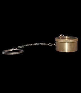 (VFF-BDC-20) Brass Dust Cap