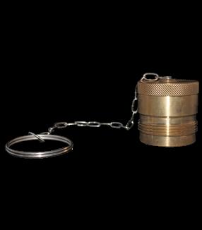 (VFF-BDP-12) Brass Dust Plug