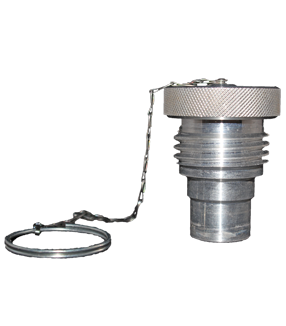 (VVS-ADP-24) Aluminum Dust Plug